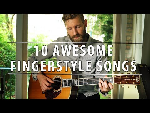 10 awesome FINGERSTYLE songs! pt 2