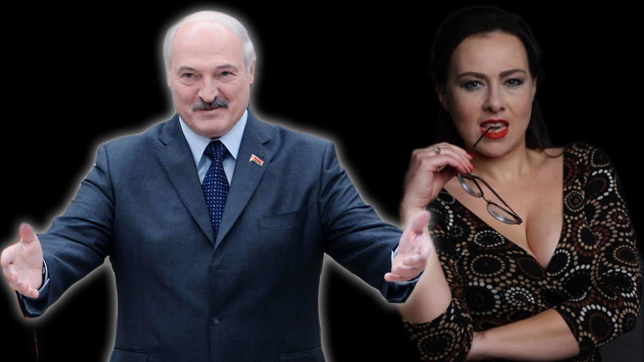 Анка-пулеметчица из эскорта Лукашенко