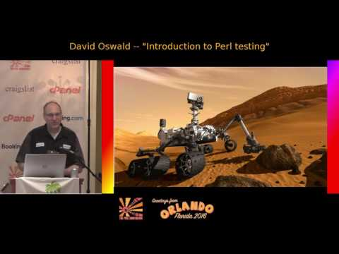 Introduction to Perl Testing