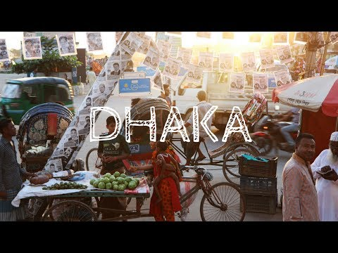 Flying Into Dhaka - First Impressions of Bangladesh