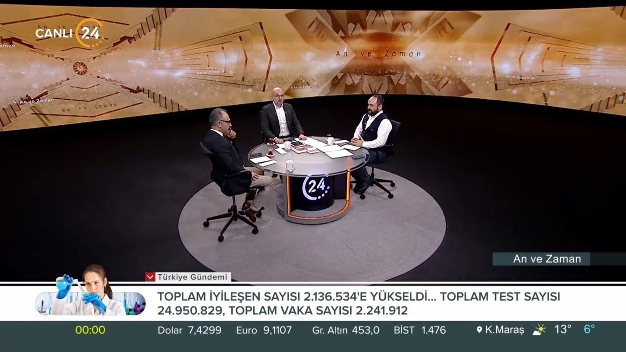 Koray Şerbetçi ile An ve Zaman | Osmanlı'da İstihbarat - 03 01 2021