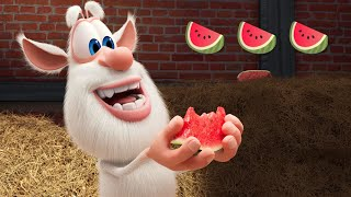 Booba 🍉 Rolling Watermelon 🐝 Episode 65 - Funny cartoons for kids - BOOBA ToonsTV YouTube Videos