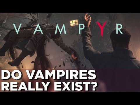 VAMPYR - Do Vampires REALLY Exist? - SEO Play Season 3, Episode 9