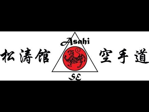 ASAHI Shotokan Karate S.E. training