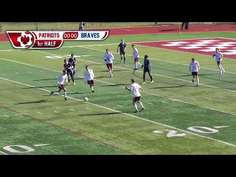 North 1 Group 3 Boys Soccer playoff Wayne Hills vs Indian Hills