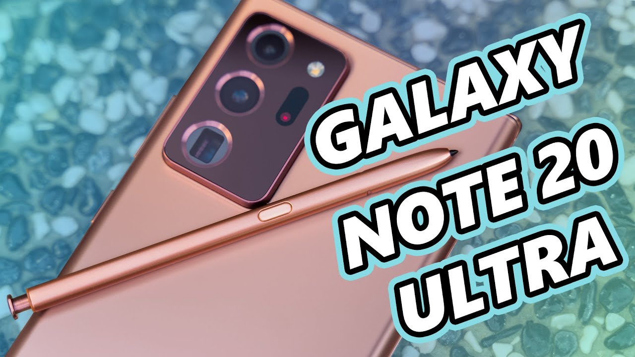 Review - Galaxy Note 20 Ultra | The Productivity King