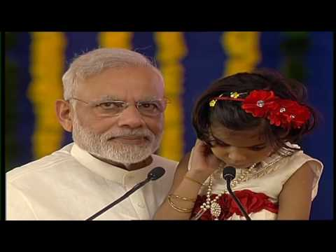A SMALL KID SENSATION WITH MODI