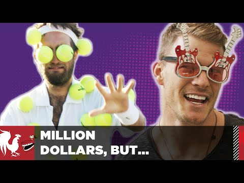 Million Dollars, But... Tongue Hands & Leaky Nips  Rooster Teeth