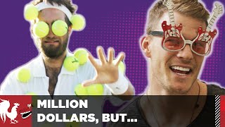 Million Dollars, But... Tongue Hands & Leaky Nips | Rooster Teeth