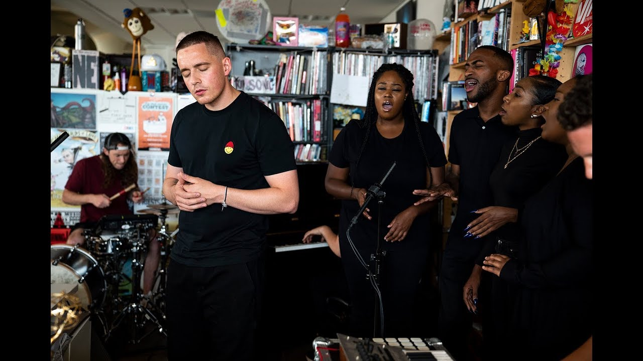 Dermot Kennedy: NPR Music Tiny Desk Concert