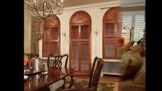 Wooden Shutters Interior
