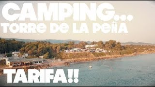 CAMPING!! Torre De La PeÑa, TARIFA! | VLOG 102