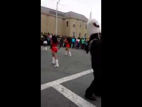 Dollarway High School Dancers