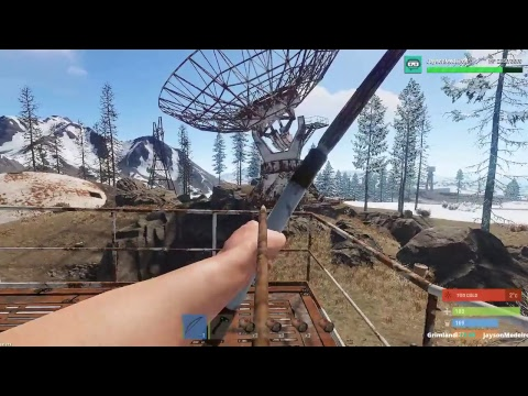 Rust - Group Stream - Fresh Wipe, Let's Do This Right!!!