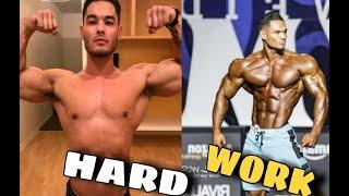 Bodybuilding Jeremy buendia motivation video . فيديو تحفيزي للبطل جيرمي بونديا