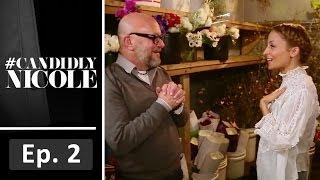 Flower Arrangement | Ep. 2 | #CandidlyNicole