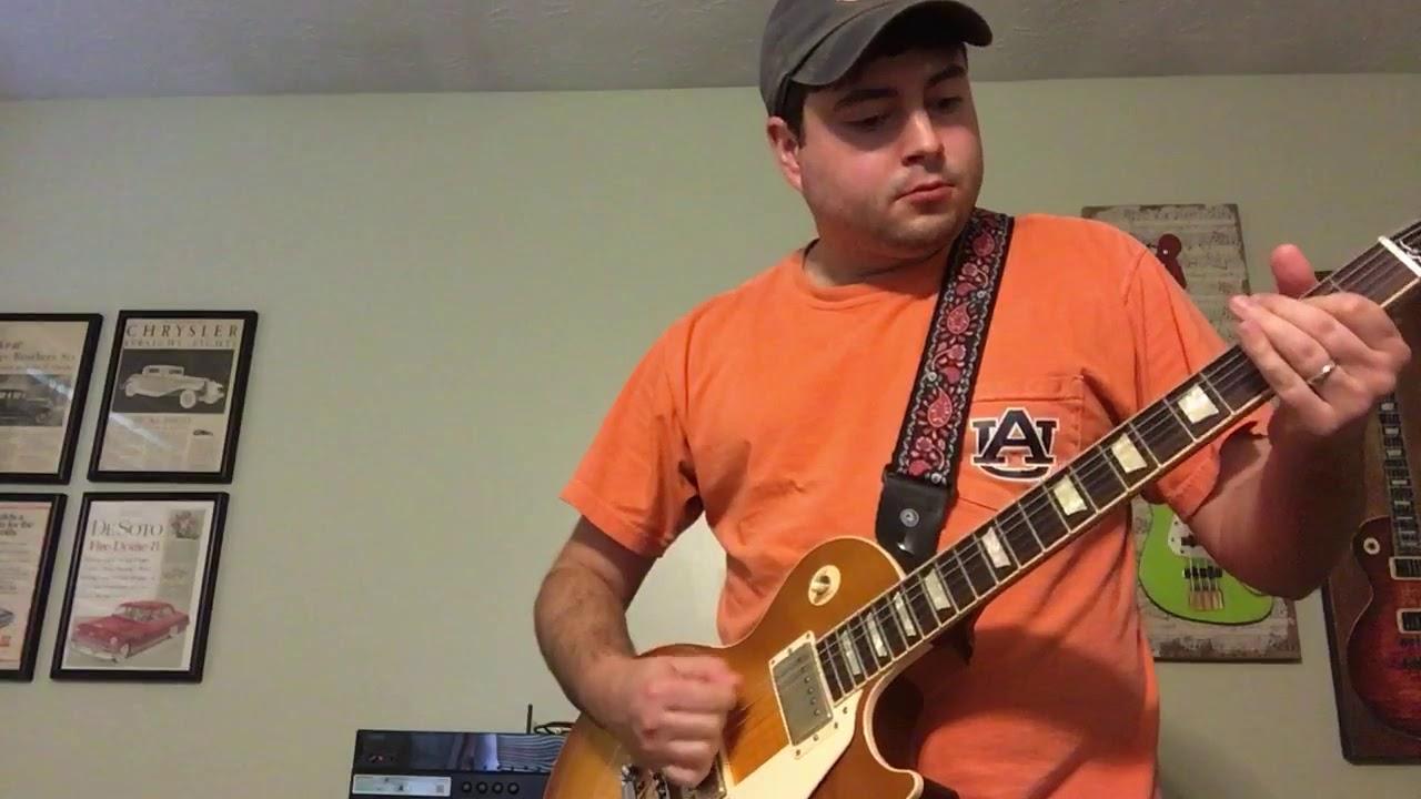 Gibson Les Paul Seymour Duncan Antiquities