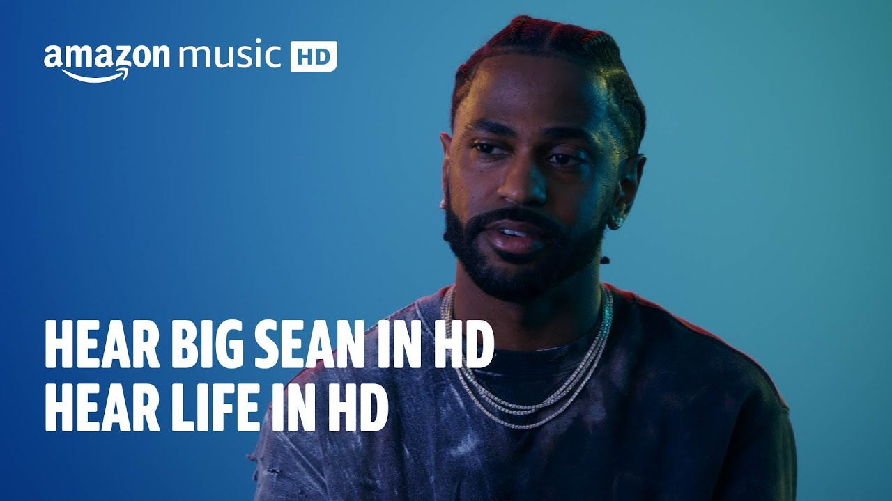"""Big Sean Breaks Down His Song """"Wolves"""" I Amazon Music HD I Amazon Music"""
