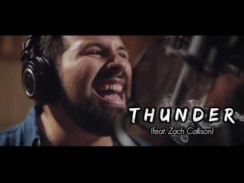 Imagine Dragons  Thunder feat Zach Callison  Caleb Hyles
