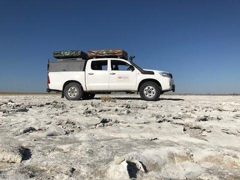 Botswana Self-Driving Safari - Part 2