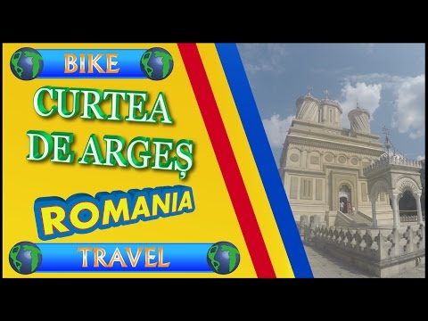 Bike Travel - Curtea de Argeș [Romania]