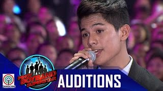 "Repeat youtube video Pinoy Boyband Superstar Judges' Auditions: Niel Murillo – ""Mahal Na Mahal"""