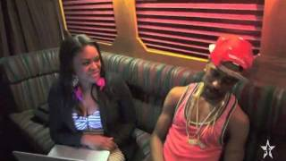 Exclusive Big Sean Interview on day of Album Release- 2011 Rolling Papers World Tour-Phoenix