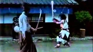 Comercial do jogo Samurai Shodown para Super Famicom (SNES)