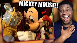 JEFFY'S DISNEY WORLD ADVENTURE! | SML Movie: Jeffy Goes To Disney World Reaction!