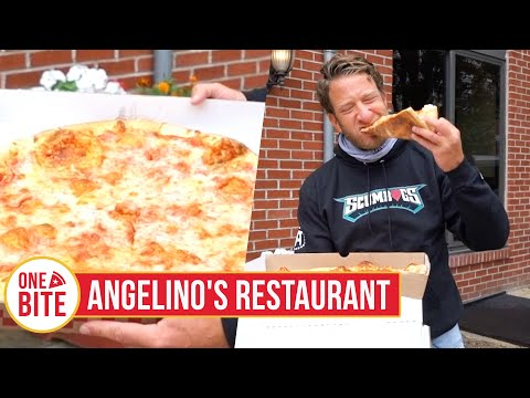 Barstool Pizza Review - Angelino's Restaurant (Philadelphia, PA)