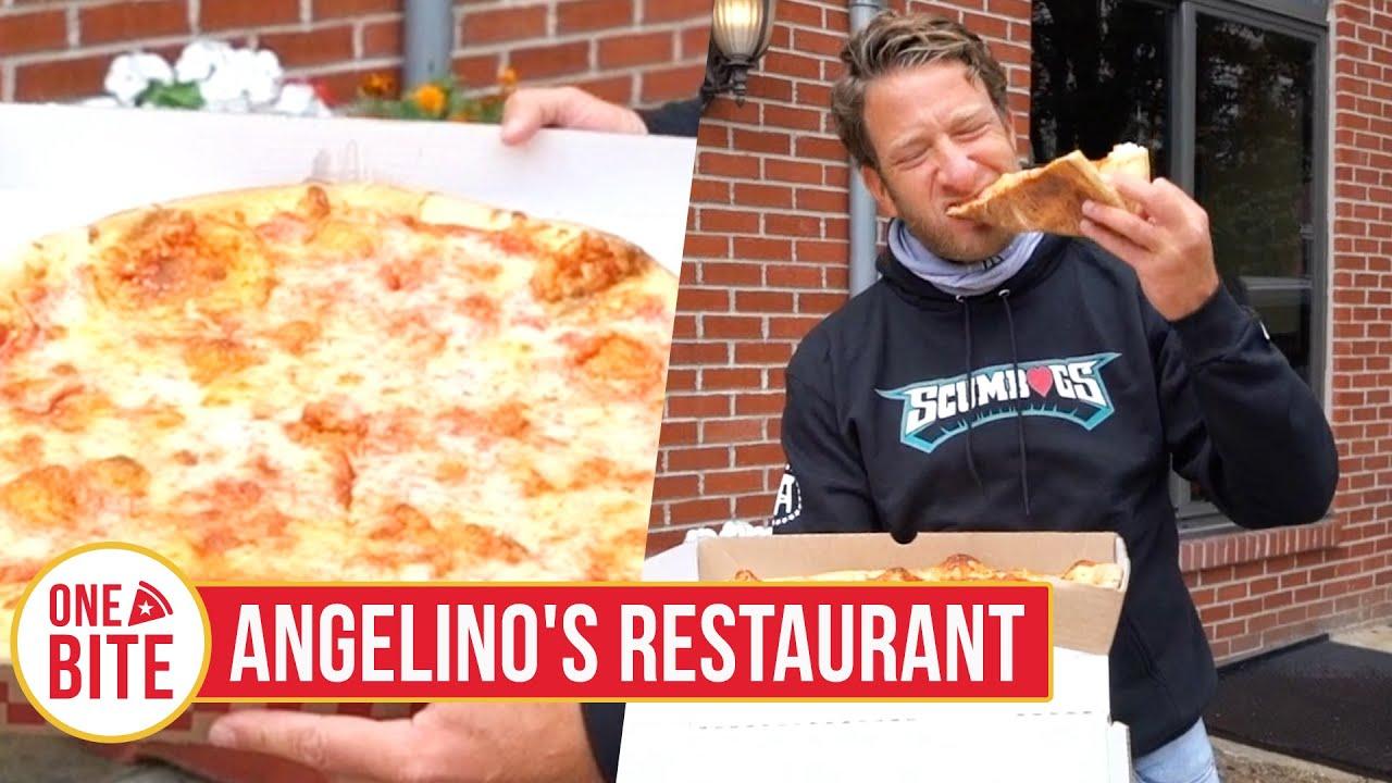 Barstool Pizza Review - Angelino's Restaurant (Philadelphia, PA)