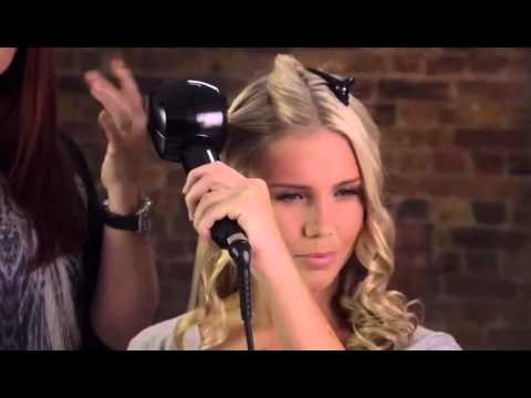 How to Use Conair Infiniti Pro Curl Secret Curling Iron