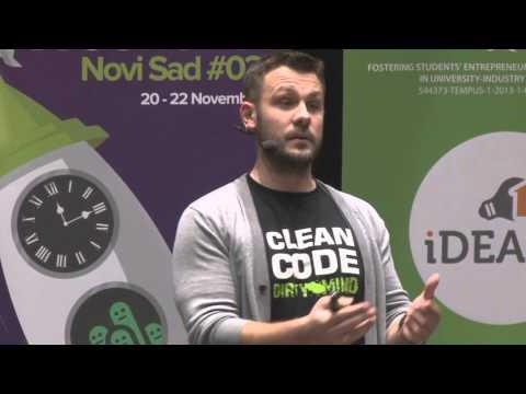 Dušan Zamurović - Building company culture, leading the change