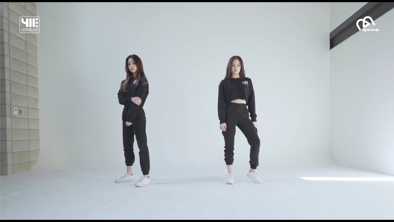 Ally x Je t'aime special dance performance video