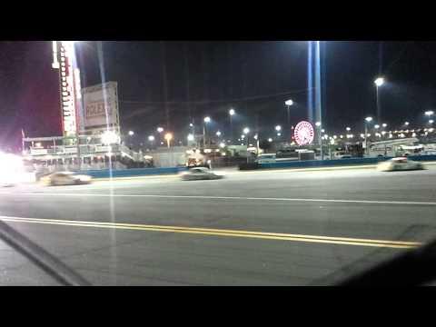 Grand-Am Road Racing - Rolex 24 at Daytona - Racing (9:53pm - 01/28/12)