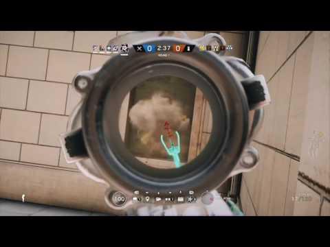 Patience is Key! Xbox One Rainbow Six Siege Multiplayer