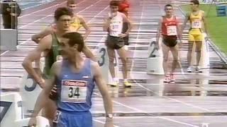 800m Masculino Final (Campeonato España Absoluto, San Sebastián 1998)