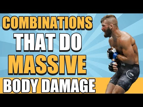 Best Combos For Body Shot Knockouts In EA UFC 3 L UFC 3 Striking Tips