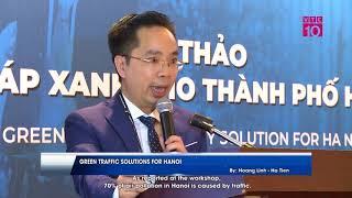 VTC10 QIQ   Giải pháp giao thông xanh cho Hà Nội