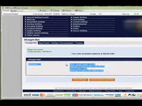 How To Win Every Bet In 3 Easy Steps Video