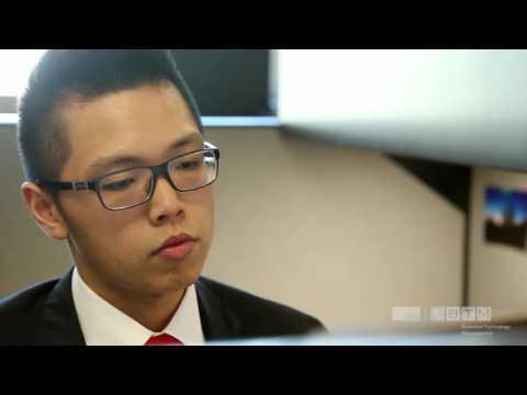 SFU Beedie BTM Co-op: Finding Your Career (Alvin Li at CGI)