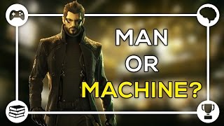 Game Logic is a show that explores science and philosophy through the lens of video games This episode tries to find out if the character from Deus Ex Human