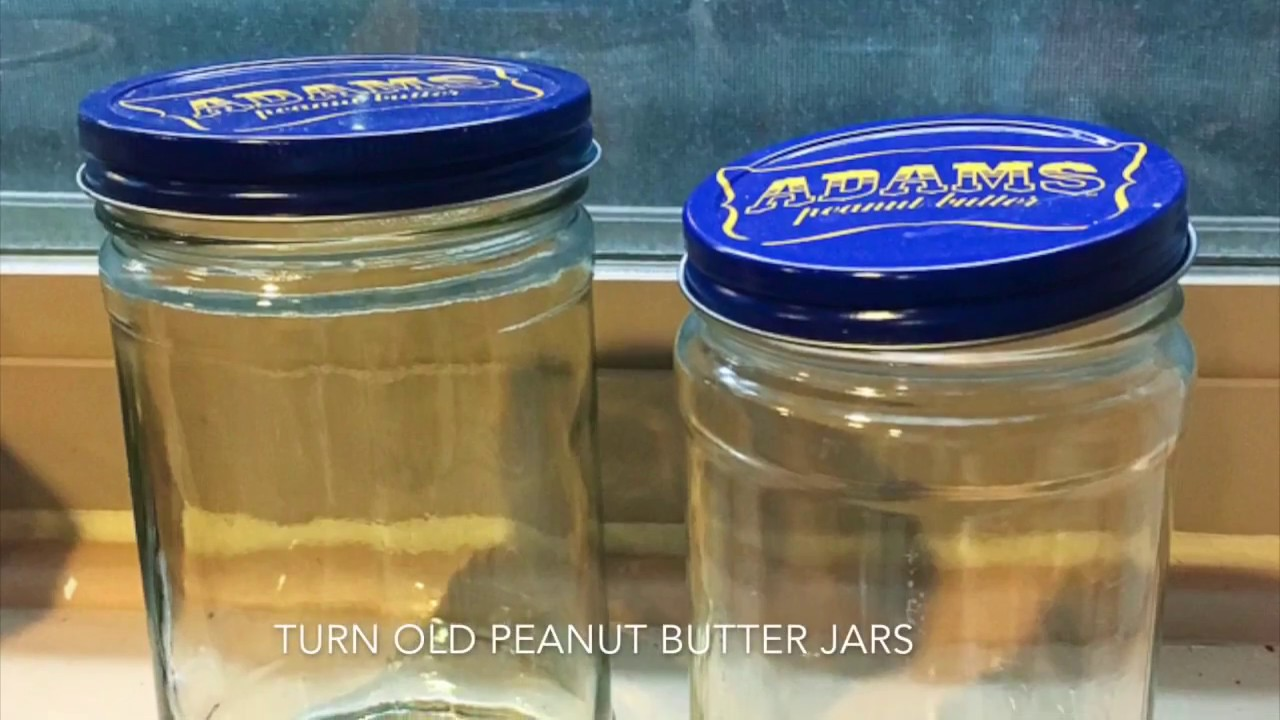 Farmhous Kitchen Canister Diy