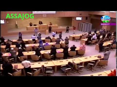 Djibouti; L'élection du président de l'Assemblée nationale part2  01/03/2015