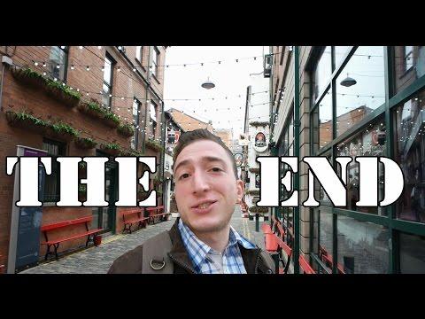 Till next time - Belfast vlog pt3