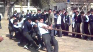 FG COLLEGE KHARIAN CANT BSc Win TUG Of War MAtch 2012