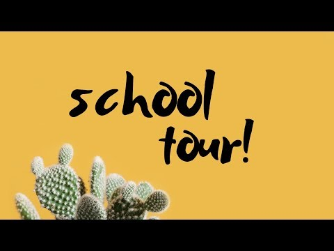 SMA Kristen Saint John School Tour