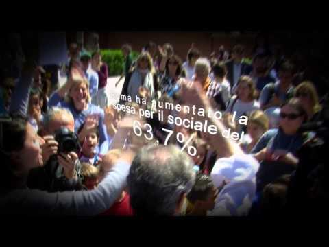 Insieme per Roma con il sindaco Gianni Alemanno