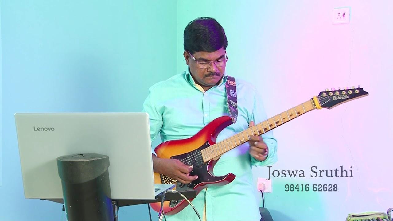 nee oru kadhal..JOSHWA SRUTHI INSTRUMENTAL