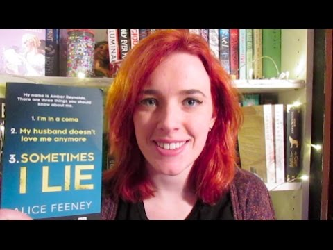 Book Review    Sometimes I Lie by Alice Feeney    Giveaway Winners Mp3